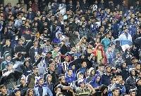 حضور سه هزار نفر و بارش شدید باران در ورزشگاه سردار جنگل