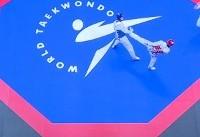 اعلام جدیدترین رنکینگ المپیکی تکواندوکاران