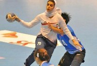 هندبال بانوان آسیا؛ پیروزی ایران مقابل نیوزیلند و هنگ کنگ