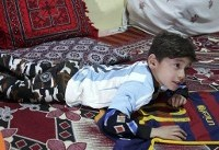 Young Afghan Messi fan threatened by criminals, Taliban
