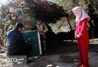 مدارس عشایری در خوزستان (عکس)