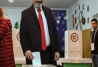 رأیگیری در ارمنستان پایان یافت