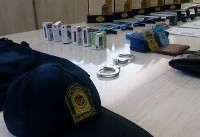 دستگیری ۲ معتاد شیشه ای که در پوشش مامورپلیس،سرقت مسلحانه می کردند
