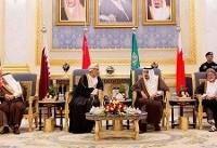 امیر قطر به نشست شورای همکاری خلیج فارس نرفت