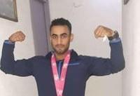 کسب مدال طلای جهانی پرورش اندام توسط یک ایرانی (عکس)