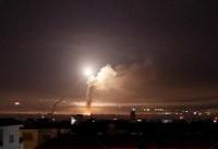 سوریه از حمله موشکی به اطراف فرودگاه دمشق خبر داد