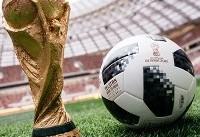 ایران، اولین تیم حاضر در روسیه