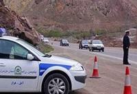 ترافیک نیمهسنگین در آزادراه کرج-قزوین/اعلام محورهای مسدود