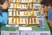 پایان مسابقات شطرنج کشور با قهرمانی مقصودلو