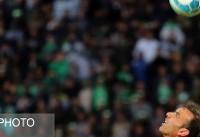 محرومیت سیدجلال حسینی از بازی بعدی پرسپولیس