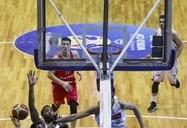 مرحله نیمه نهایی مسابقات بسکتبال لیگ برتر
