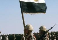 نابودی کامل یک گروه تروریستی متشکل از ۱۰ عنصر تکفیری در صحرای سینا