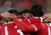 شروع مقتدرانه پرسپولیس در لیگ قهرمانان آسیا