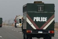 ارتش مصر می گوید: ده شورشی مسلح را کشته و ۴۰۰ نفر را دستگیر کرده است