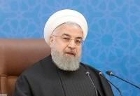 روحانی: تا زمانی که انسجام و وحدت هست انقلاب هم هست