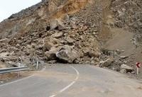 مرگ سرنشین تندر ۹۰ بر اثر ریزش کوه در فشم