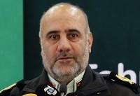 دستگیری ۸ اخلالگر نظم عمومی/ هیچ مورد ناامنی در تهران گزارش نشده است