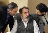 سیامک انصاری سرپرست تیم فوتبال پایتخت شد | عکس