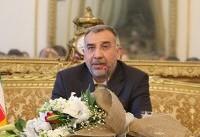 اظهار همدردی سفیر ایران در ترکیه با خانوادههای جانباختگان حادثه سقوط هواپیما