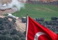 حمله شیمیایی ارتش ترکیه به حومه عفرین