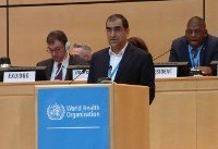 Iran health minister appointed WHO commissioner on NCDs