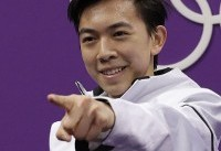 American figure skater Vincent Zhou is brilliant, bemusing