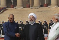 Let us walk the path together, Kovind tells Iranian President