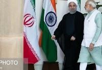 ویدئو / نشست خبری روحانی و نخستوزیر هند