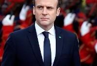 محبوبیت ماکرون در فرانسه به زیر ۵۰ درصد سقوط کرد
