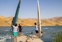 اردوی چین و آلمان برای آمادگی قایقرانها در بازی های آسیایی