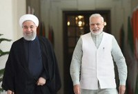 Iranian President supports India's aspiration for a permanent seat in UNSC