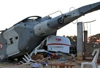 Mexico earthquake: At least 13 dead including three children in military helicopter crash after ...