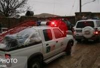 ویدئو / حضور نیروهای امدادی در حوالی محل حادثه سقوط هواپیما