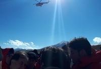 ۱۵ تیم عملیاتی از تیم کوهستان در جست و جوی هواپیمای حادثه دیده