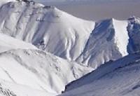 مختصات مشخصشده از طریق تلفن همراه در نزدیکی قله دناست