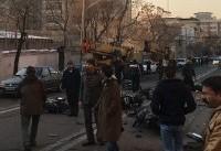 پایان آشوب دراویش اغتشاشگر در پاسداران تهران/ شهادت ۳ مامور ناجا و ۲ بسیجی