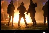 تیراندازی در درگیری امشب تهران | آخرین اخبار درگیری در خیابان پاسداران