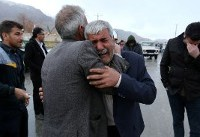 Iranian Rescue Teams Reach the Site of the Plane Crash That Likely Killed All 65 People on Board