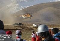 آغاز سومین روز جستجوی هواپیمای تهران - یاسوج/خودروهای برفپیما به منطقه اعزام شدهاند