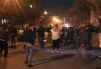 ۳۰۰ نفر از آشوبگران خیابان پاسداران دستگیر شدند