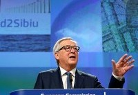 West Balkan states must solve border disputes before joining EU: Juncker