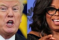Trump Spent His Sunday Night Watching '60 Minutes' And Hate-Tweeting About Oprah