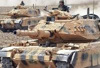 بیش از ۱۶۰۰ «شبهنظامی» کُرد، از ابتدای عملیات شاخه زیتون کشته شدهاند