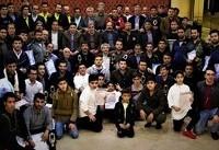 گروههای برتر مرشدان جشنواره هفتم ایران انتخاب شدند