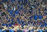 ۲۰ درصد جمعیت ایسلند تقاضای حضور در جام جهانی کردند