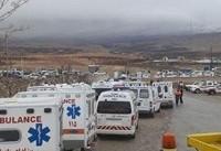 پیکرهای جانباختگان سانحه هوایی ۲ اسفند به یاسوج منتقل میشود