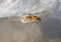 آخرین وضعیت اعزام تکاوران تیپ ۶۵ نوهد به محل سقوط هواپیمای آسمان