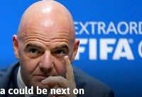 فیفا عربستان را به اخراج از جام جهانی ۲۰۱۸ تهدید کرد