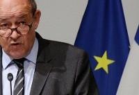 وزیر خارجه فرانسه درباره وضعیت سوریه به تهران و مسکو سفر خواهد کرد
