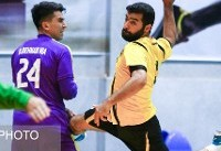 مصاف گچساران و سپاهان در هفته دوازدهم لیگ برتر هندبال